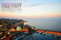 Beirut-Rotas & Destinos Nov 2010