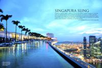 Singapura-Rotas & Destinos March 2011