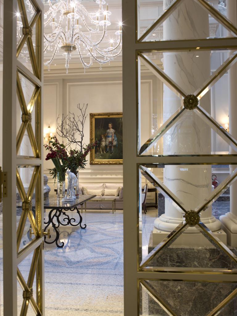 Palazzo Parigi Hotel Milano - Hall, detail