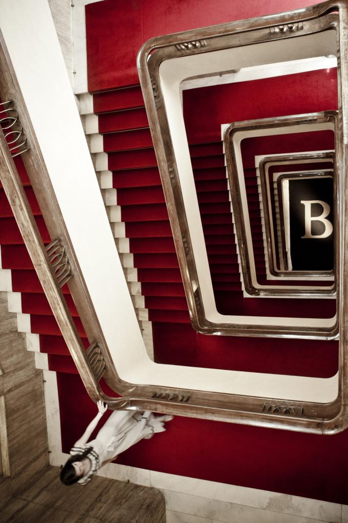 BH - grand staircase