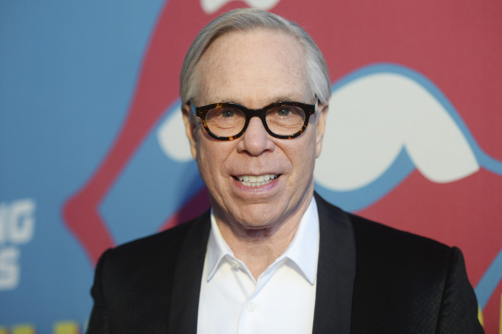 LONDON, ENGLAND - APRIL 04: Tommy Hilfiger arrives for the private view of 'The Rolling Stones: Exhibitionism' at Saatchi Gallery on April 4, 2016 in London, England. (Photo by Dave J Hogan/Dave J Hogan/Getty Images)