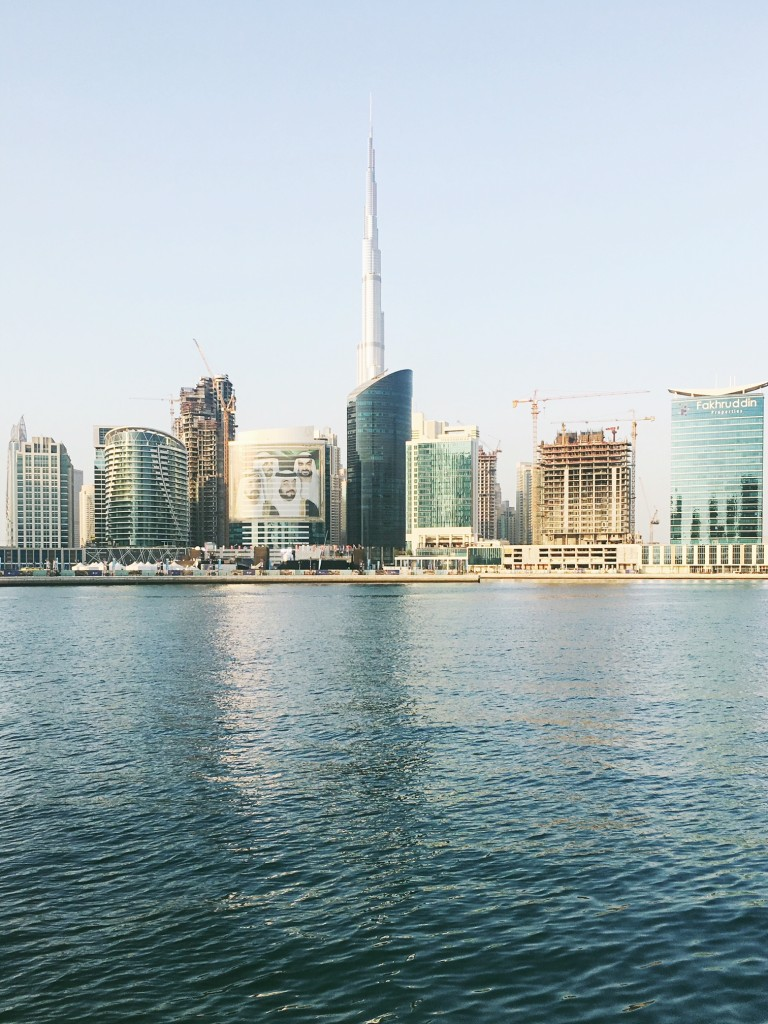 Dubai Business Bay area