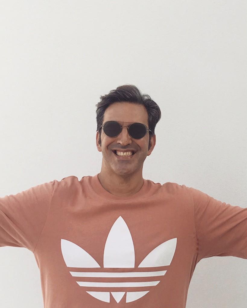 João Miguel Simões in Dubai