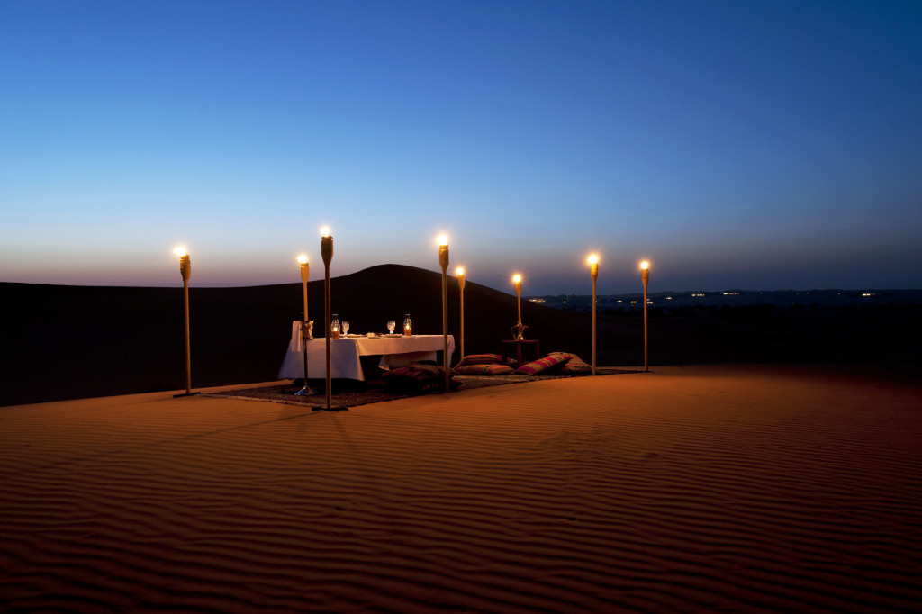 Dubai Al Maha Desert Resort